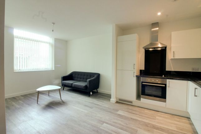 Thumbnail Flat to rent in Archer House, John Street, Stockport