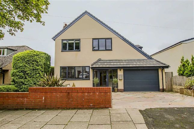Thumbnail Detached house for sale in Royds Avenue, Baxenden, Lancashire