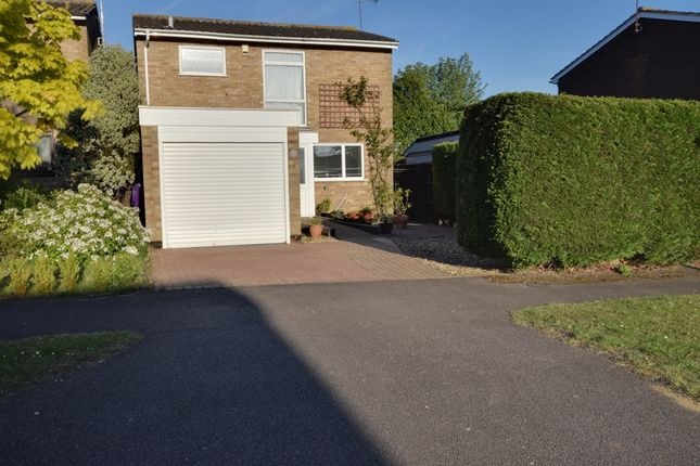 Thumbnail Detached house for sale in Pear Tree Dell, Letchworth Garden City, Hertfordshire