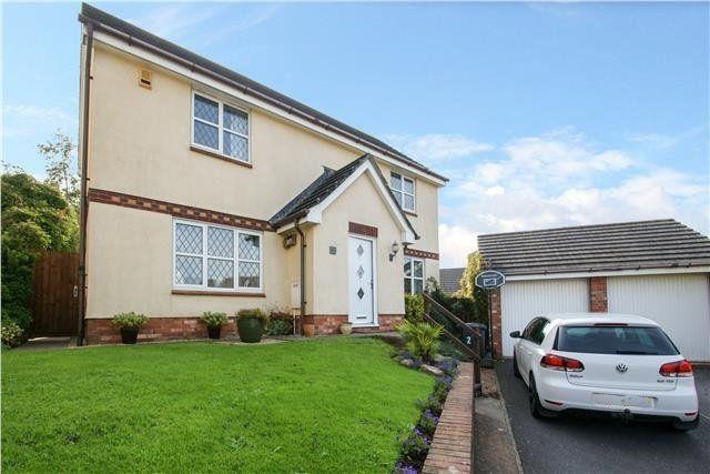 Thumbnail Detached house for sale in Pennine Drive, Paignton