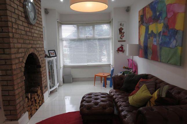 Thumbnail Terraced house to rent in Kingsbury Road, Erdington, Birmingham