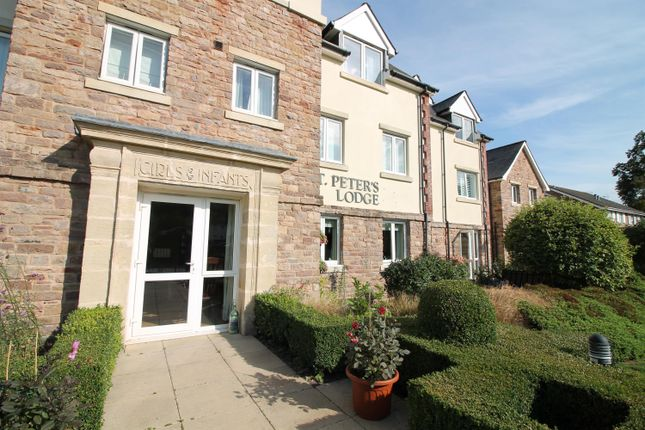 Thumbnail Flat for sale in St. Peters Lodge, 121A High Street, Portishead, North Somerset
