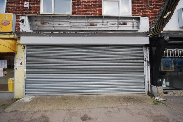 Thumbnail Retail premises to let in Greenford Road, Greenford, Middlesex