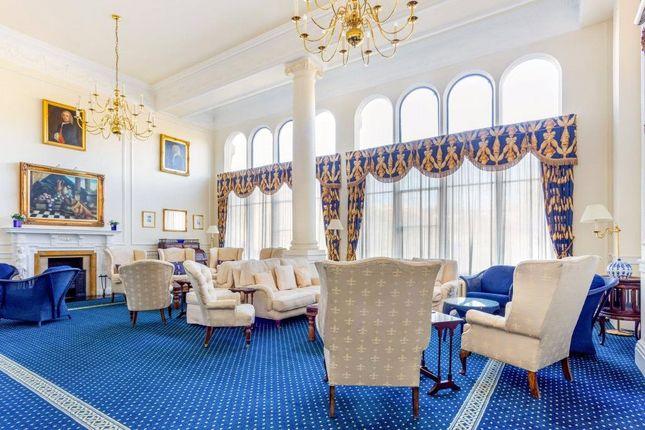 Communal Lounge of The Empire, Grand Parade, Bath, Somerset BA2