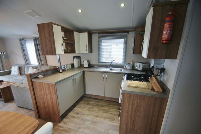 Kitchen of Gatebeck Holiday Park, Gatebeck Road, Endmoor LA8