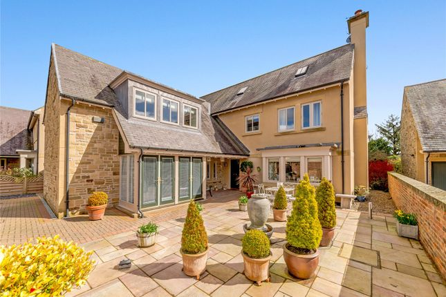 Thumbnail Detached house for sale in Penny Lane, Hartford Hall Estate, Bedlington, Northumberland