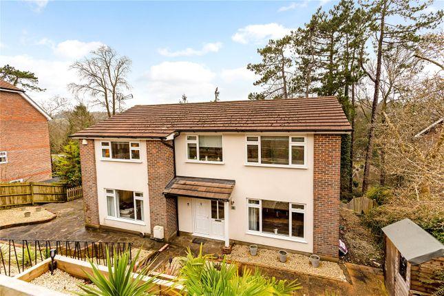 Thumbnail Detached house for sale in Bradenhurst Close, Caterham, Surrey