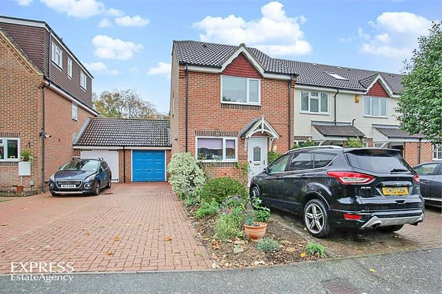 Thumbnail End terrace house for sale in Stewart Close, Abbots Langley, Hertfordshire
