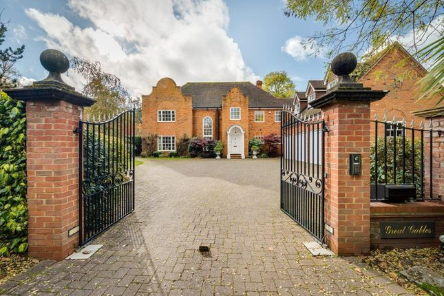 Thumbnail Detached house for sale in Burkes Crescent, Beaconsfield, Buckinghamshire