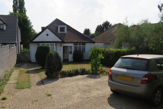 Thumbnail Detached bungalow for sale in Tippendell Lane, Park Street, St. Albans