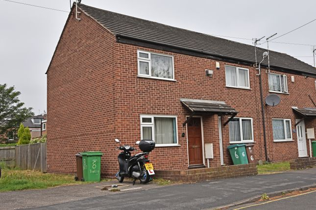 Thumbnail End terrace house to rent in Bunting Street, Dunkirk, Nottingham