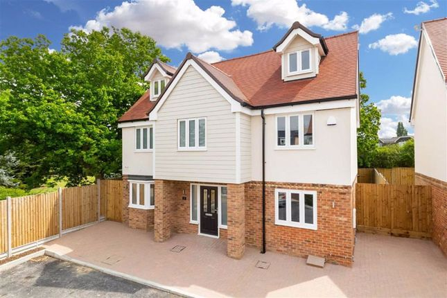 Thumbnail Detached house for sale in Abbotts Way Oak Hill Road, Stapleford Abbotts, Essex