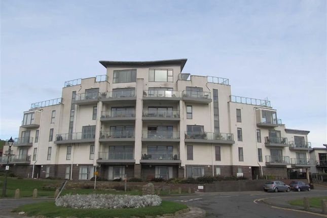 Thumbnail Flat for sale in Waters Edge, Barry, Vale Of Glamorgan