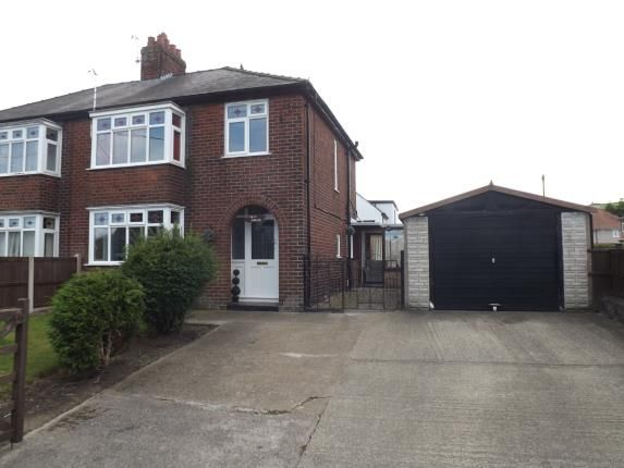 Thumbnail Semi-detached house for sale in Strand Lane, Holywell, Flintshire, North Wales