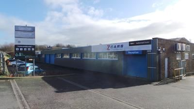 Thumbnail Light industrial to let in Chart Road, Ashford