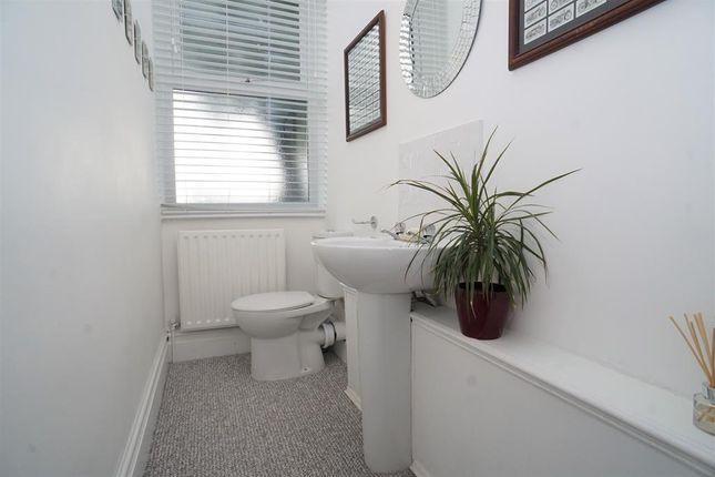 Cloakroom WC of Camborne Road, Birley Carr, Sheffield S6