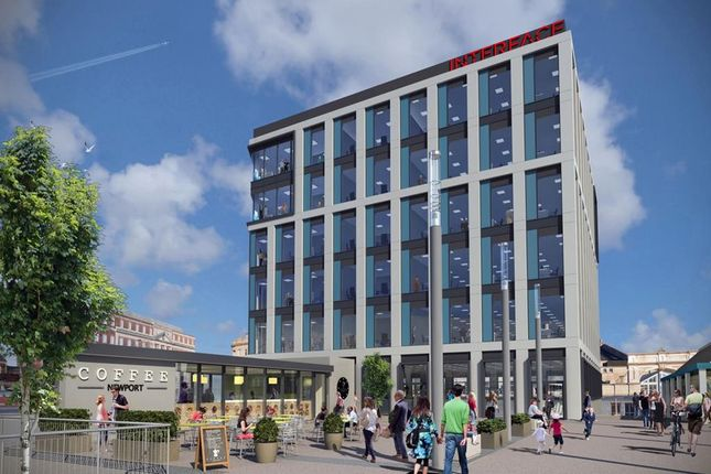 Office to let in Interface, Station Quarter, Newport