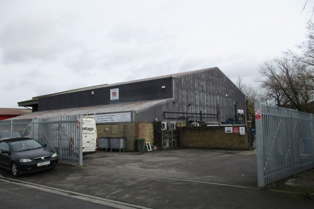 Thumbnail Industrial for sale in Leeway Industrial Estate, Newport