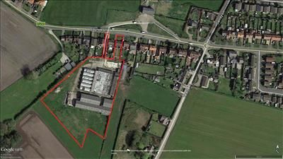 Thumbnail Land for sale in Former Mushroom Farm, Course Lane, Newburgh, Lancashire