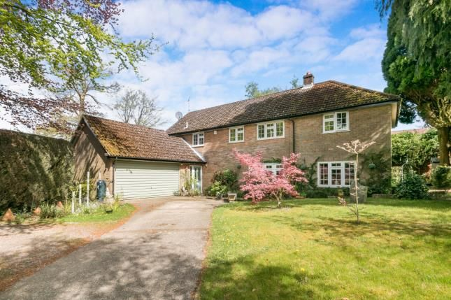 Thumbnail Detached house for sale in Headley Down, Hampshire