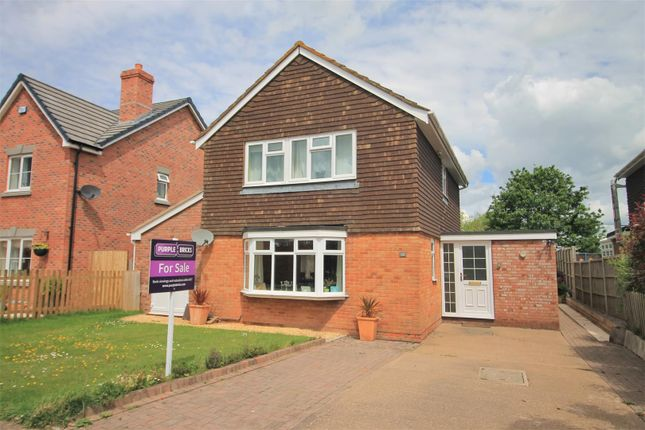 Thumbnail Detached house for sale in White House Drive, Hereford