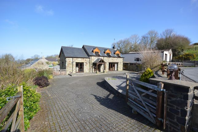 Thumbnail Property for sale in Tresaith, Cardigan