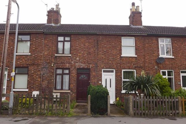 Thumbnail Terraced house to rent in Waterloo Street, Market Rasen