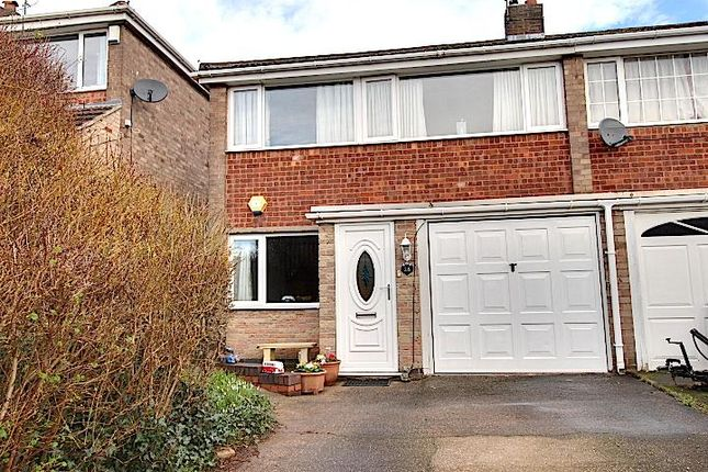 Thumbnail Semi-detached house for sale in Netherfield Road, Sandiacre, Nottingham