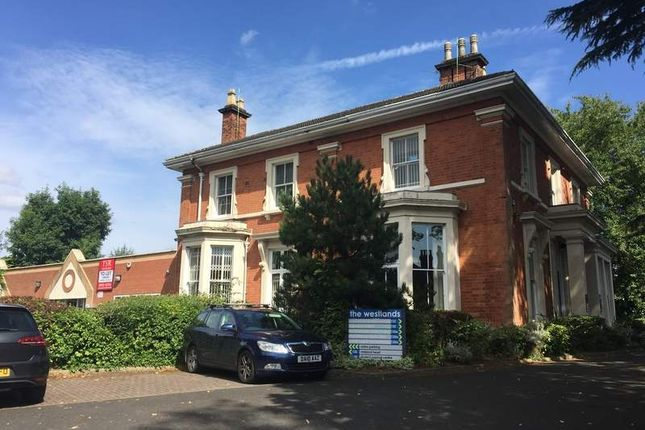 Office to let in The Westlands, 132 Compton Road, Wolverhampton