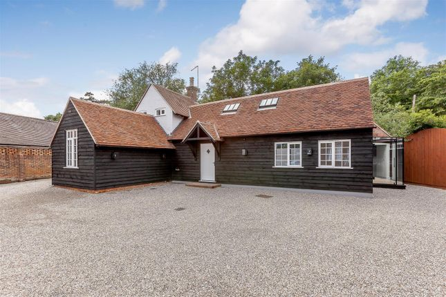Thumbnail Detached house for sale in Mill Green Road, Fryerning, Ingatestone