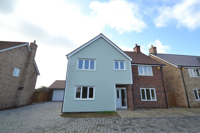 Thumbnail Detached house for sale in Mill Lane, Weeley Heath, Clacton-On-Sea