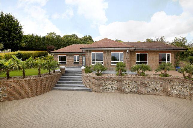 4 bed detached house for sale in Old Dartford Road, Farningham, Dartford, Kent