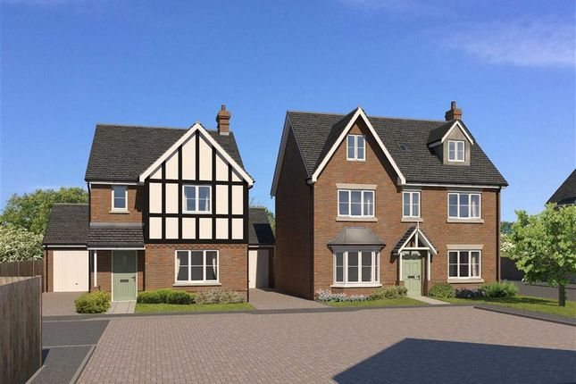 Thumbnail Detached house for sale in Plot 19 Orchard Green, Faversham, Kent