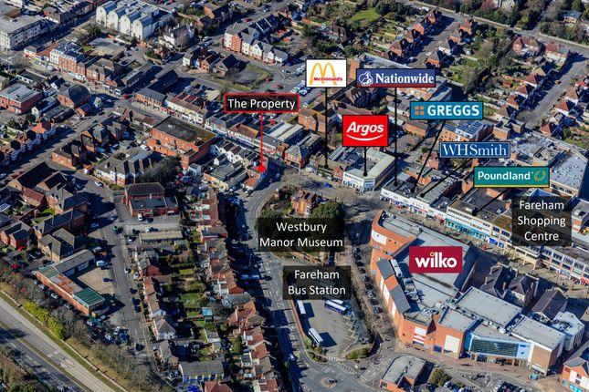Thumbnail Retail premises for sale in West Street, Fareham