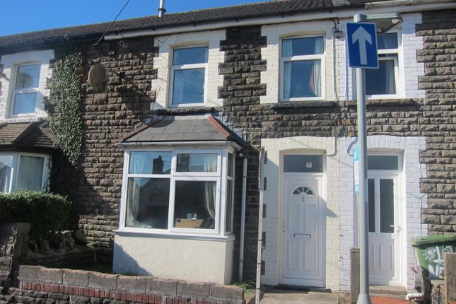 Thumbnail Property to rent in New Park Terrace, Treforest, Pontypridd