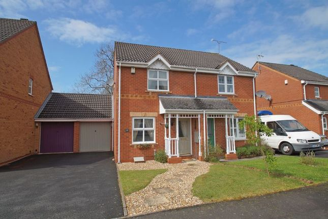 Thumbnail Semi-detached house for sale in Gisburn Close, Redditch