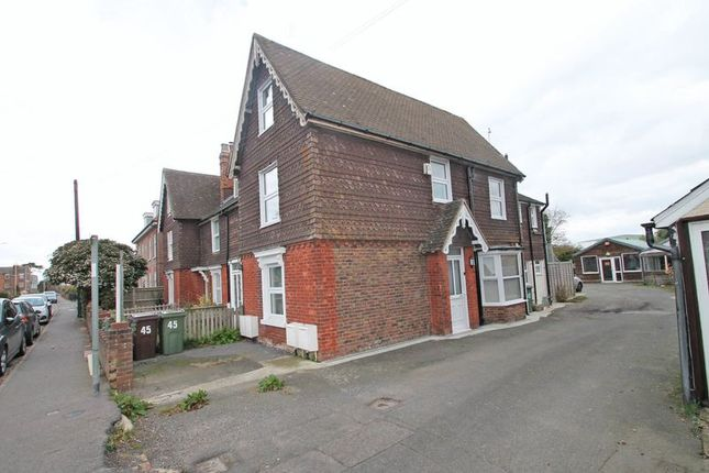 Thumbnail Duplex for sale in Maidstone Road, Paddock Wood, Tonbridge