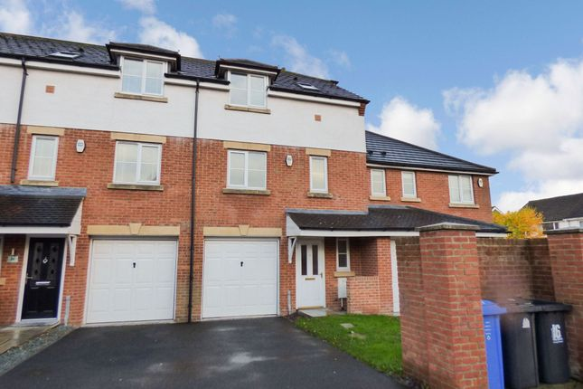 Thumbnail Town house to rent in Nursery Mews, Morpeth