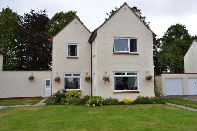 Thumbnail Detached house to rent in 3 Kinloss Park, Kinloss