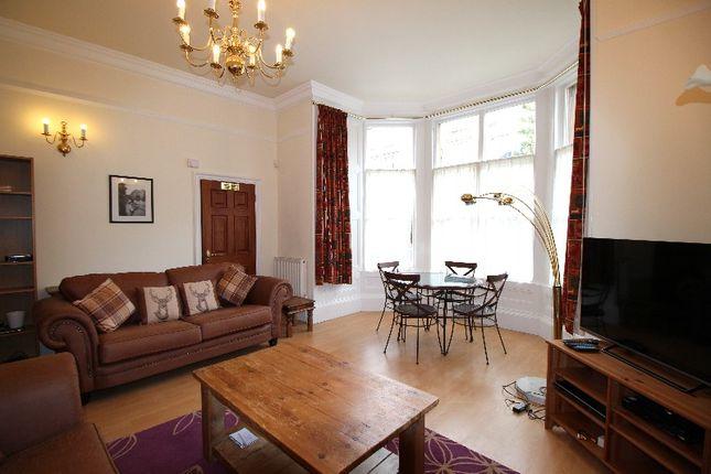 Thumbnail Flat to rent in Strathearn Road, Marchmont, Edinburgh