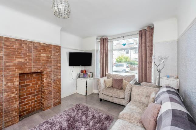 Reception Room of Sunnyside Road, Liverpool, Merseyside L23