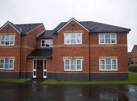Thumbnail Flat to rent in Langer Close, Branston, Burton Upon Trent