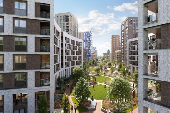 Thumbnail Flat for sale in Apt 6, Acer Collection, Arden SE10, London