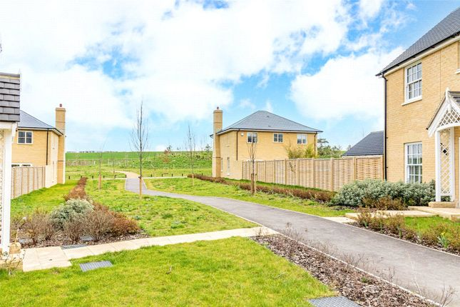 4 bed detached house for sale in Kingley Grove, New Road, Melbourn, Royston, Cambridgeshire SG8