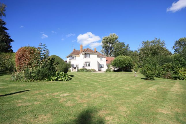 Thumbnail Detached house for sale in Ham Road, Wanborough