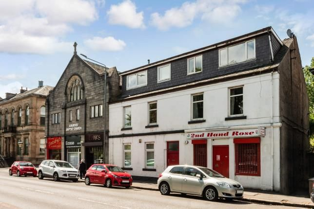 Thumbnail 1 bedroom flat for sale in Shore Street, Gourock, Inverclyde