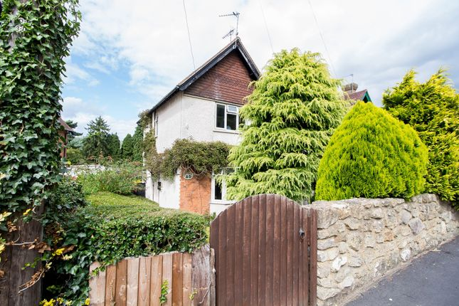 Thumbnail End Terrace House For Sale In Westerham Road Oxted