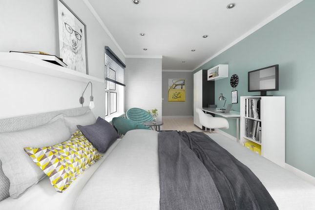 1 bed flat for sale in Studio 17, Euston Road