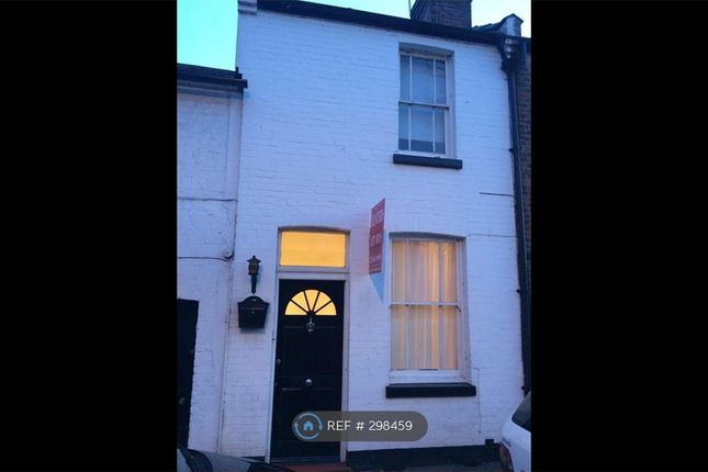 Thumbnail Terraced house to rent in Dury Road, Barnet