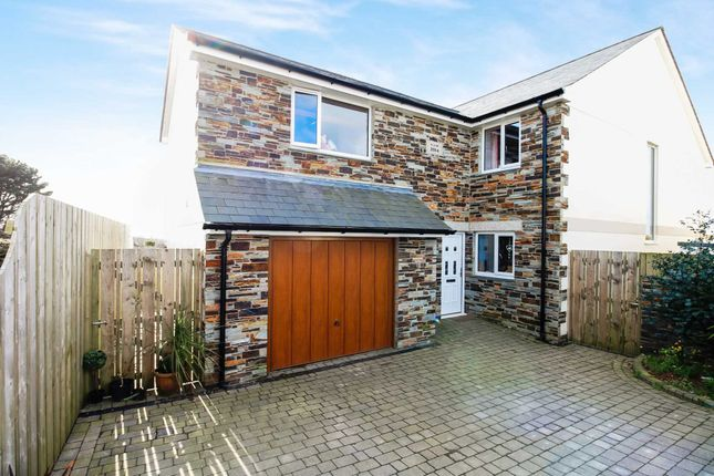 Thumbnail Detached house for sale in Rally Close, Lanreath, Looe